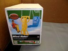 Swing N Slide Playset Wind Rider Single Glider Swing | eBay