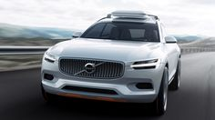 Backgrounds In High Quality - volvo xc coupe concept pic, Cannon London 2017-03-25