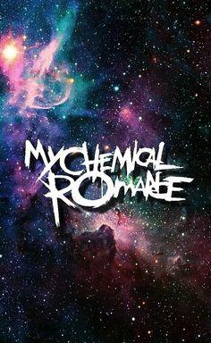 My Chemical Romance wallpaper #galaxy #wallpaper #MCR