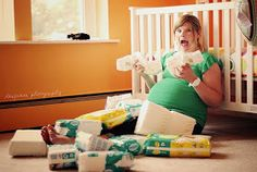 The Top 10 Foolish Things First-Time Prego Moms Do (...That You Only Realize Are Foolish the Second Time Around. This is awesomely true!