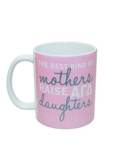 Mom Mug – Alpha Gam Boutique