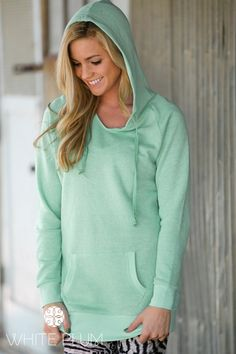 French Terry Hoodie! 5 Colors!