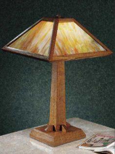 Prairie Style Lamp