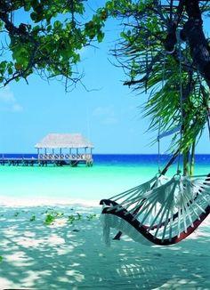 Vacation Destinations, Dream Vacations, Romantic Vacations, Romantic Travel, Places To Travel, Places To Visit, Maldives Resort, Paradise On Earth, Island Resort