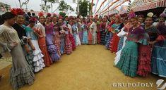 Las imágenes del viernes de Feria
