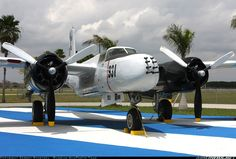 Douglas B-26B Invader - Painted as Cuban Airforce serial 931, but in fact ex C-FMSB, N6838D, USAF 44-35440.