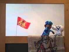 Poppenspel - Piet en het muziekdoosje - YouTube
