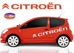 Image result for citroen c2 code dark grey signwriting