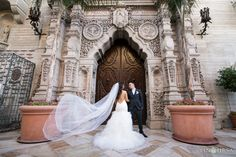 Mission Inn Riverside Wedding | April & Justin