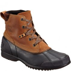 9c212f863cc5 1553381-286 Sorel Men s Ankeny WP Pac Boots - Elk Stout Pac Boots