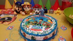 Paw Patrol Edible Image Cake