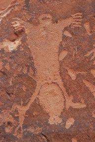 giving birth petraglyph