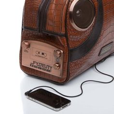Fydelity makes a line of speakerful things. I have this bag, and I would recommend it