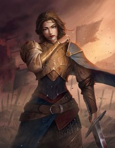 Widow of War by Bladdneart