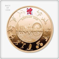 Bullion Coins, Gold Bullion, World Coins, Gold Gold, Metals, Olympics, Royalty, British, London