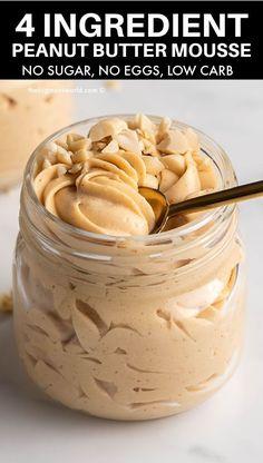 Desserts Keto, Keto Dessert Easy, Sugar Free Desserts, Keto Snacks, Dessert Recipes, Sugar Free Snacks, Diabetic Snacks, Sugar Free Recipes, Diabetic Recipes