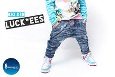 Big Kid Luckees Ebook - Nähanleitungen bei Makerist