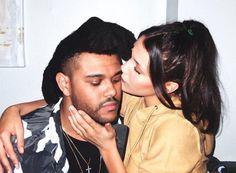 The Weeknd (Abel Tesfaye) and Bella Hadid
