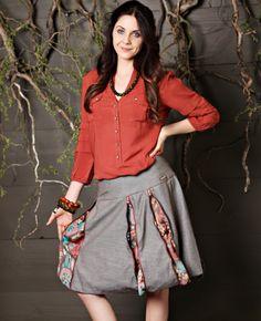 Harriet Skirt Matilda Jane Women's Clothing