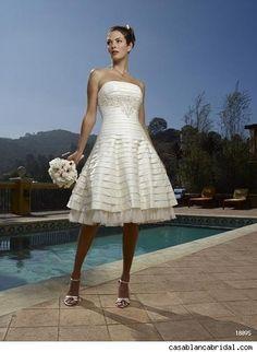 Canada Short Wedding Dresses, Cheap Short Wedding Dresses - Ca-Bridal.com, Page 2