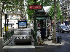 Métro Maubert - Mutualité, Paris 5e, M10