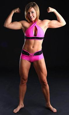 Christie Ricci - Women Wrestling