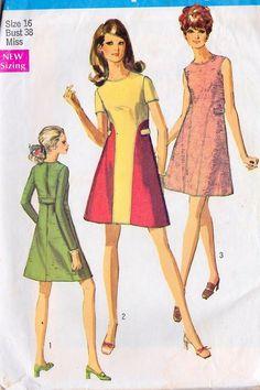 1969 I made this dress :)