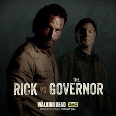 Rick vs. the Governor