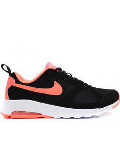 NIKE AIR MAX MUSE DAMES SNEAKERS - ZWART PINK