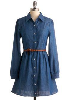 Scones on the Range Dress, #ModCloth