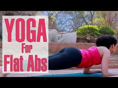 How To Do YOGA FOR FLAT STOMACH? These simple yoga sequence helps you to tone your abs & get a flat belly. You don't need crunches to get a flat stomach. Reduce Belly Fat, Lose Belly Fat, Asana, Yoga Six, Fitness Del Yoga, Yoga For Flat Belly, Fat Yoga, Workout Bauch, Belly Fat Workout