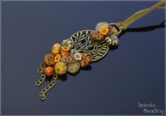 Autumn Tree Pendant is a part of Beaded Fall Collection 2019 Designed October 2019 for Rutkovsky Beads . Neon Purple, Green Turquoise, Rose Petal Beads, Pumpkin Squash, Orange Crystals, Glass Pumpkins, Tree Pendant, Gold Wash, Autumn Trees