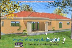 Overall Dimensions- x mBathrooms- 3 Car GarageArea- Square meters Building Costs, Home Collections, All Design, House Plans, Bedrooms, Mansions, How To Plan, House Styles, Manor Houses