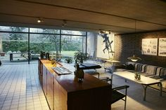 THE HOME OF ARCHITECT KNUD HOLSCHER