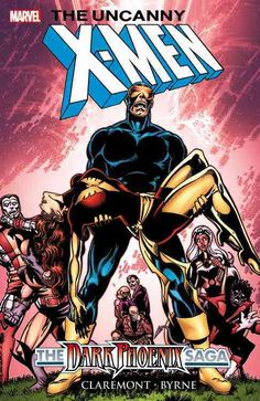 X-Men: Dark Phoenix Saga (Paperback) by Marvel