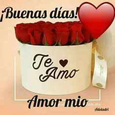 Love of my life you are still you Romantic Good Morning Quotes, Good Morning Prayer, Good Morning Texts, Good Morning Love, Good Morning Greetings, Romantic Love Quotes, Spanish Love Phrases, Spanish Quotes With Translation, Love Wallpaper Backgrounds