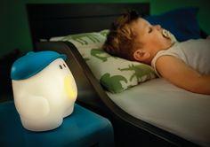 Tafellamp Philips myKidsRoom myBuddy Blauw 445033516 - myKidsRoom - #kinderlamp #philipsmykidsroom #lamp123.nl