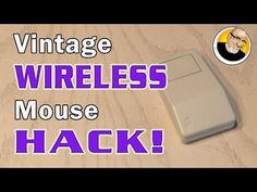 Vintage Wireless Mouse Hack! - YouTube