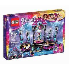 Lego Friends 41105 Escenario Pop Star - $ 2.499,99