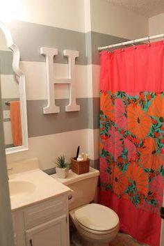 1000 ideas about girl bathroom decor on pinterest girl bathrooms little girl bathrooms and - Cute guest bathroom design ideas ...