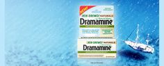 Dramamine® Motion Sickness Medicine