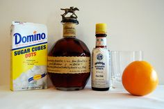 old fashioned recipe...my fav cocktail!