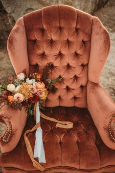 Copper, Gold & Rust Boho Wedding Inspiration for Fall Brides