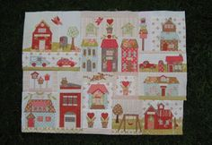a Quilt Lady - : Tiny Town, Daisy Bears and my Tuesday Group .................