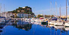 Denia Harbour