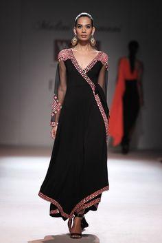 Interesting bling work by Malini Ramani. #fdci #wifw #ss14 #fashionweek #infashion #fashion #trends #maliniramani