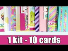 Hope you all had a great week and an amazing weekend is ahead of you! Today I am back featuring the Simon Says Stamp Card Kit of SEPTEMBER 2017 BEST… Card Kit, Card Tags, Rainbow Heart, Card Tutorials, Simon Says Stamp, Creative Cards, Clear Stamps, Cardmaking, Paper Crafts