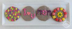 Garden Stone Cookies to Celebrate Mother's Day - Kids Activities Blog