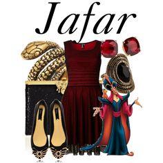 Jafar by bryannnne on Polyvore