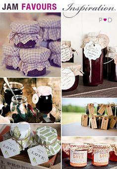Wedding DIY Idea: Jam Jar Favours from Pocketful of Dreams    berry jam, Bridal, Craft, DIY, favour idea, homemade favour, Jam favours, jam recipes, plum jam, Pocketful of Dreams, Tutorial, wedding, wedding idea
